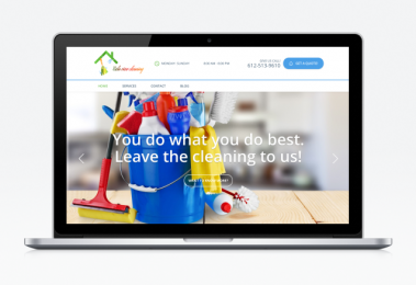 Belaview Cleaning | Portkey SEO Solutions
