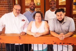 family-owned restaurant