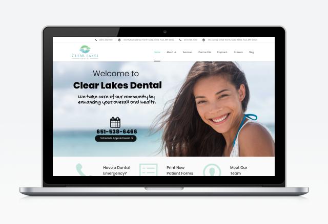 Clear Lakes Dental St Paul MN