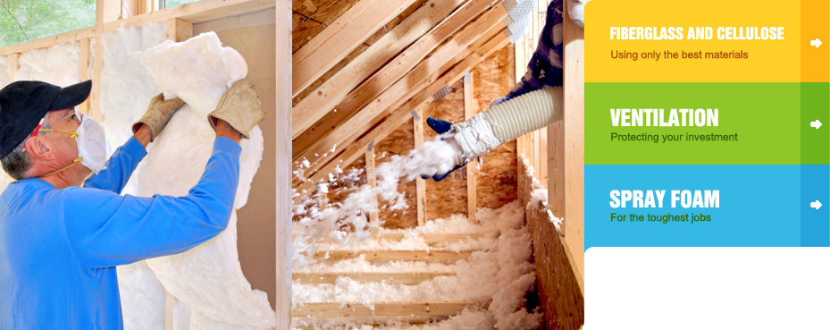 Spray Foam Insulation Contractor Saint Paul MN
