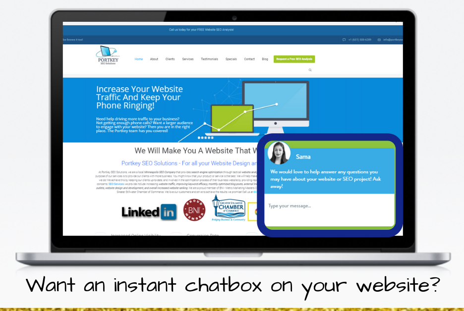Website Design Bloomington Minnesota